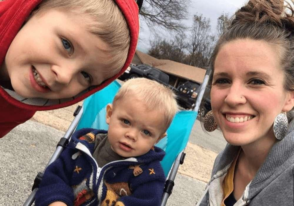 Jill Duggar Slammed By Counting On Fans For Feeding Her Son This Questionable Snack