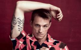 Joel Kinnaman Poses In A Chair And Social Media Goes Wild — Watch The Video
