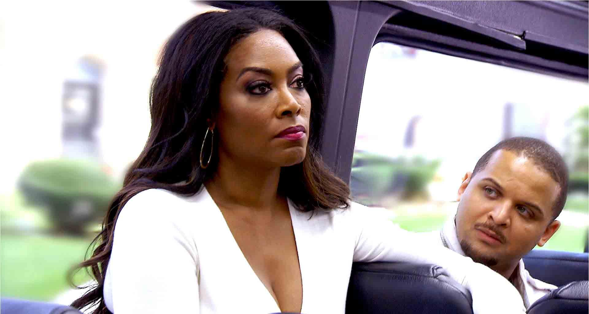 Kenya Moore Doesn't Believe That Nene Leakes Is Receiving Close To $3 Million For The Next Season of 'RHOA'