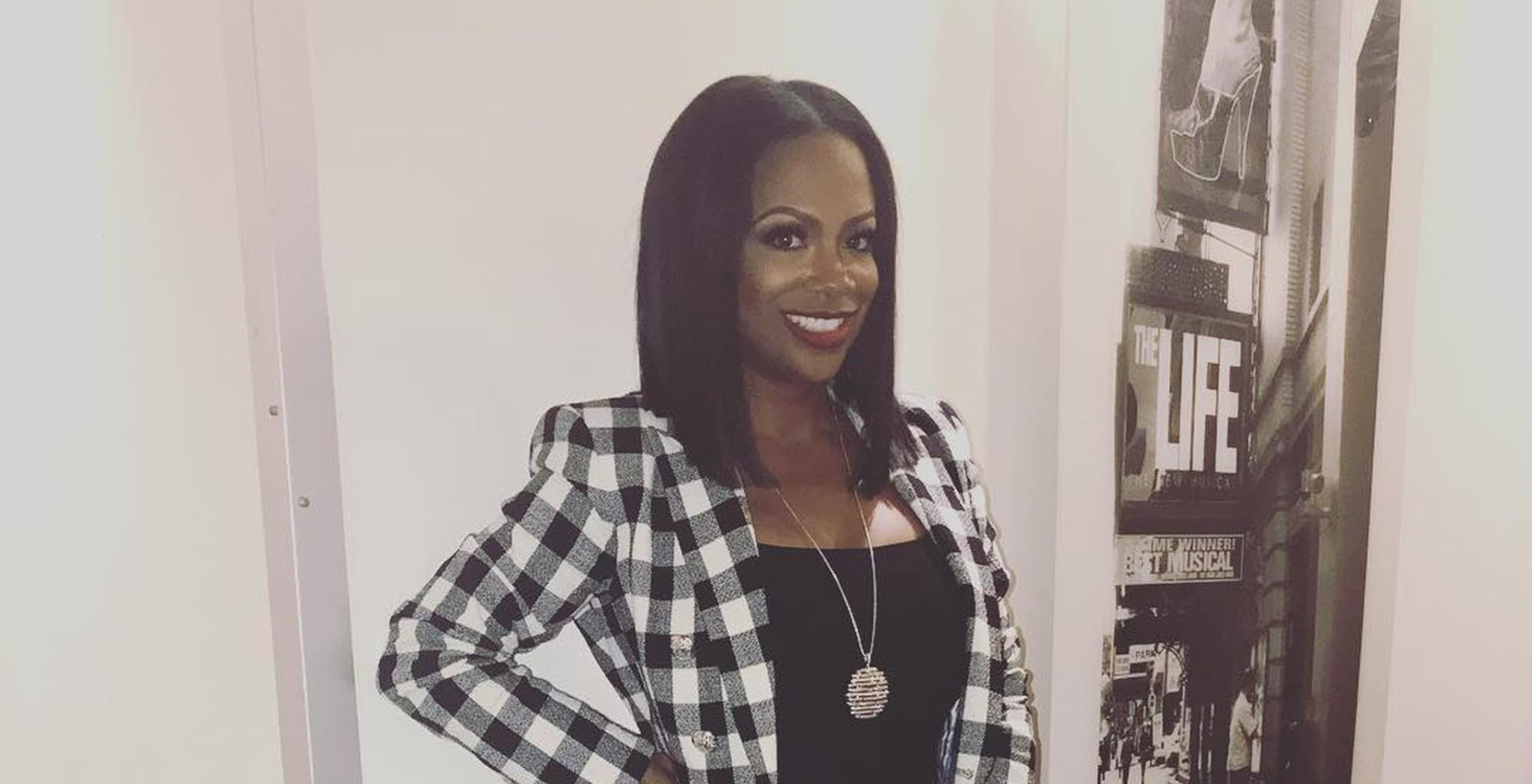 Kandi Burruss And Some 'Real Housewives Of Atlanta' Fans Think She Should Leave The Show If Phaedra Parks Makes A Comeback