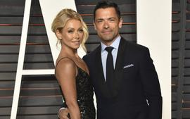 Kelly Ripa Pokes Fun At Hubby Mark Consuelos For Taking Her To Wrestling Match And Not The Met Gala In Hilarious Videos