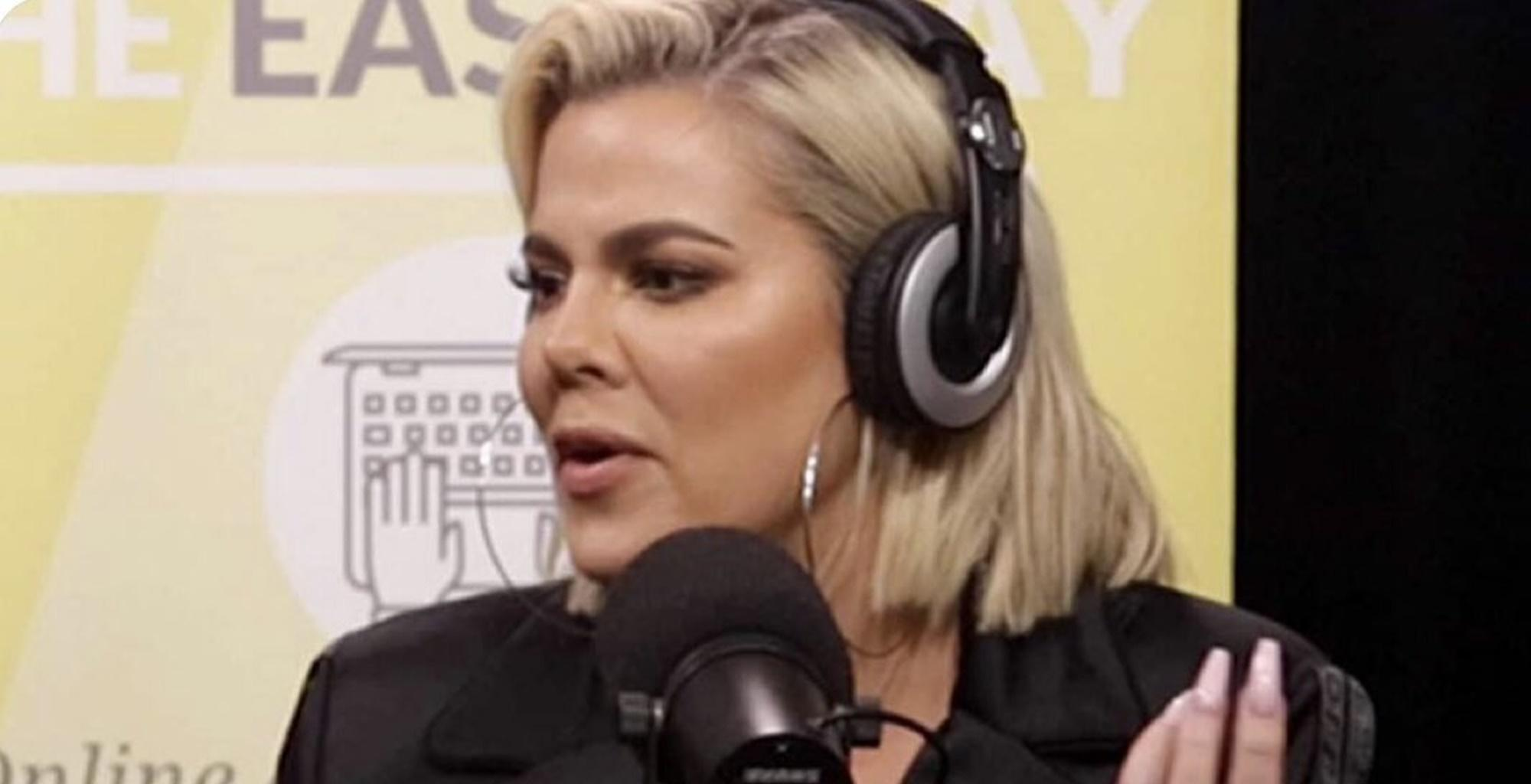 Khloe Kardashian's Nose Job Rumor Started After This Picture -- Was Tristan Thompson's Ex-Girlfriend Lying About That 'Authentic Self' Angle?