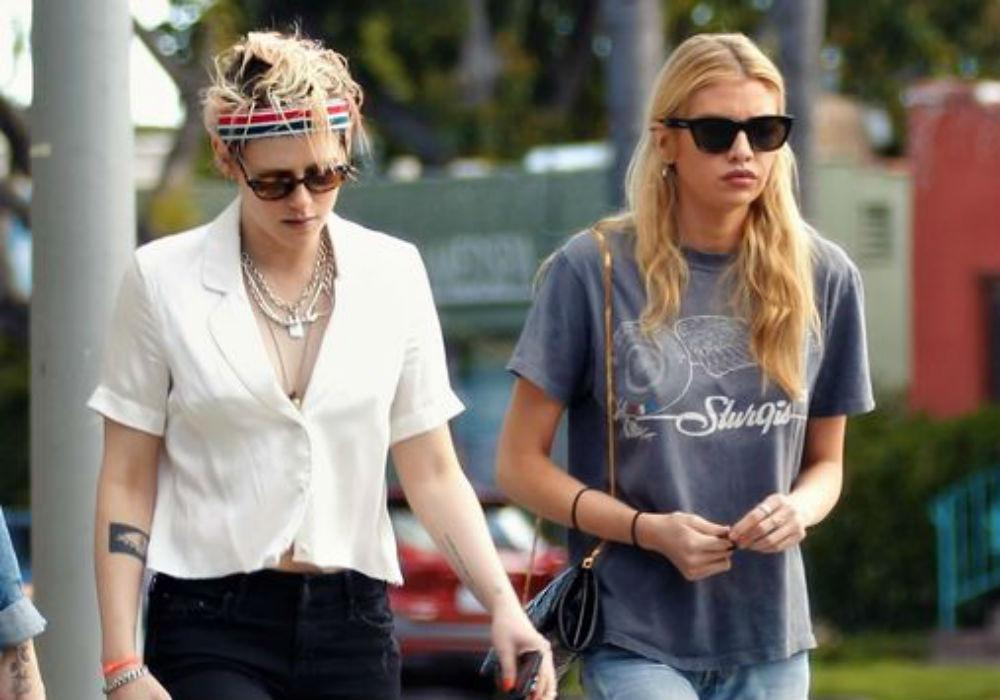 Kristen Stewart Reportedly Caught In A Love Triangle With New GF And Ex Stella Maxwell