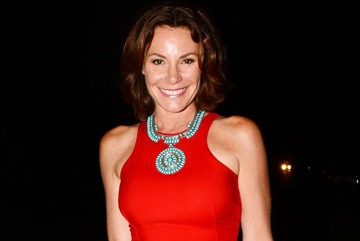 """Friends And Family Are """"Concerned"""" With News Of Luann De Lesseps Relapse"""