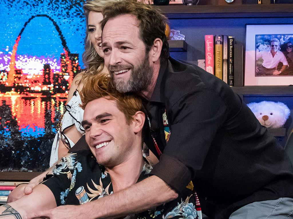 KJ Apa Reveals Life Lessons He Learned From 'Riverdale' Dad Luke Perry
