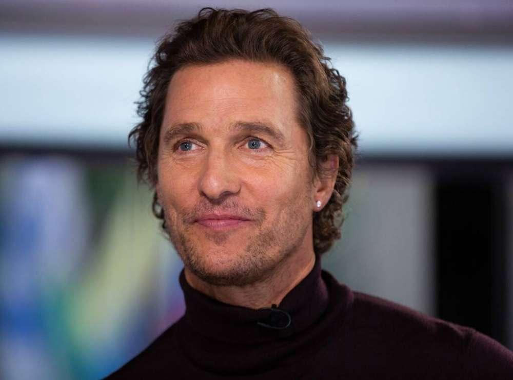 Matthew McConaughey Finally Receives High School Diploma Thirty Years After Graduation