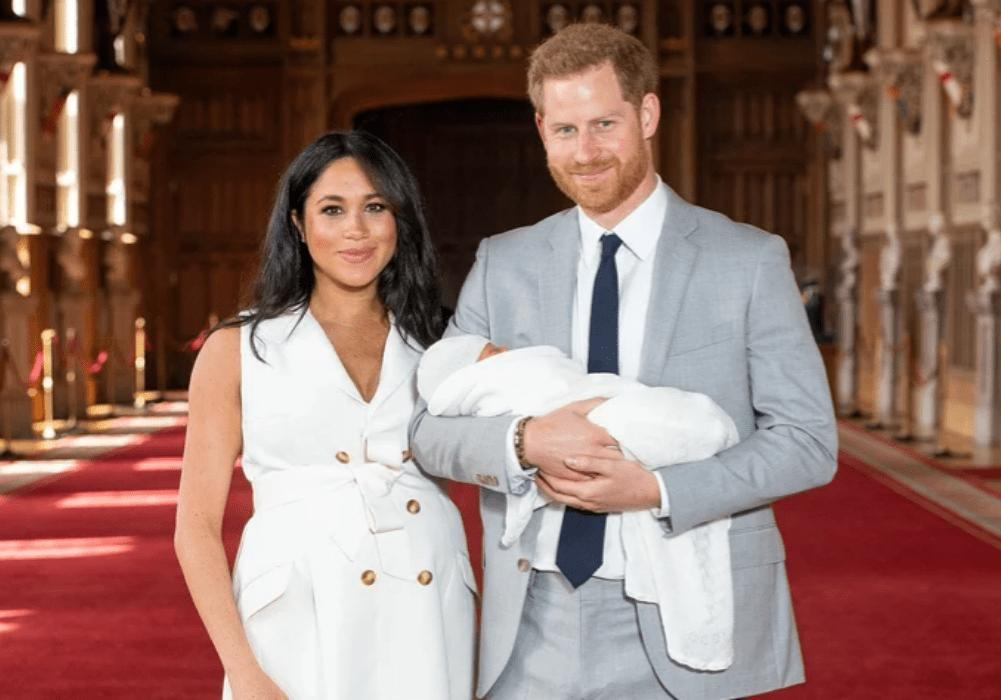 Meghan Markle And Prince Harry Introduce The Royal Baby To The World — See The Photos!