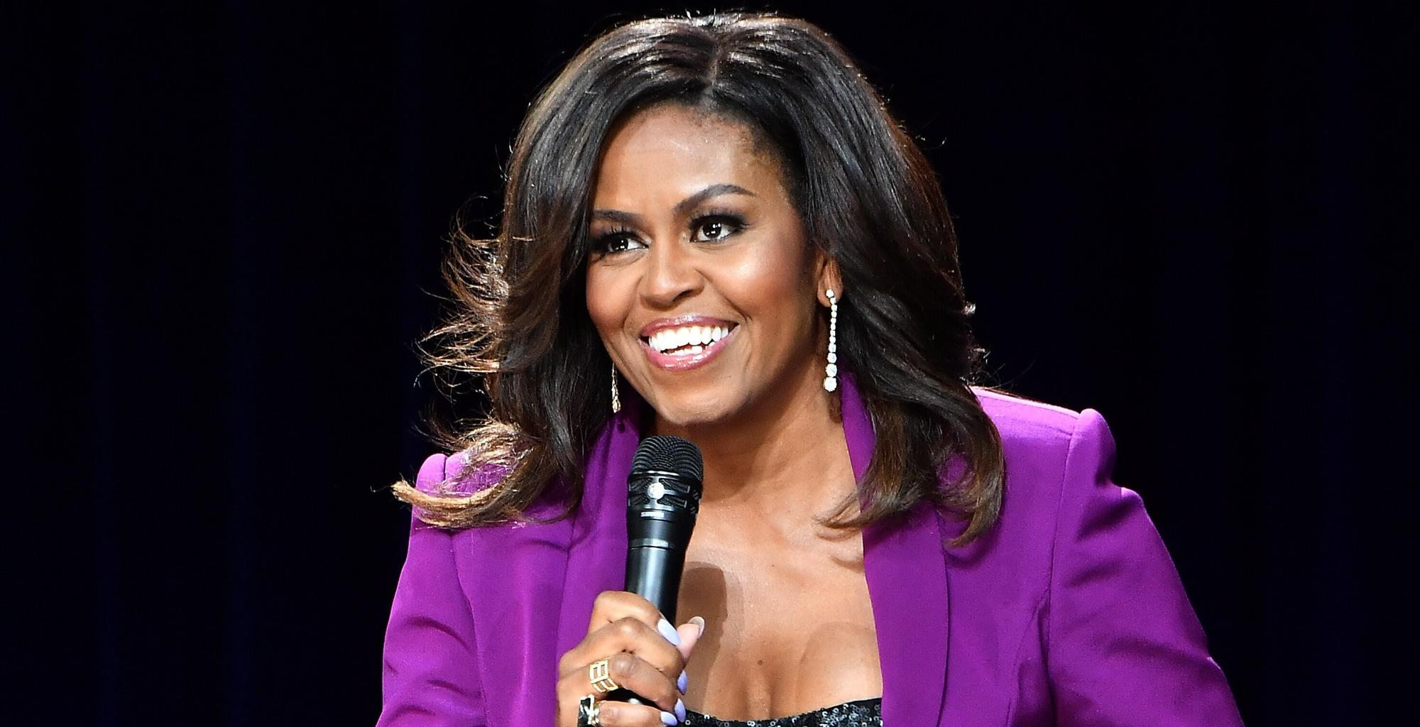 Michelle Obama Might Have Dissed Donald Trump While Talking About Oprah Winfrey And Politics