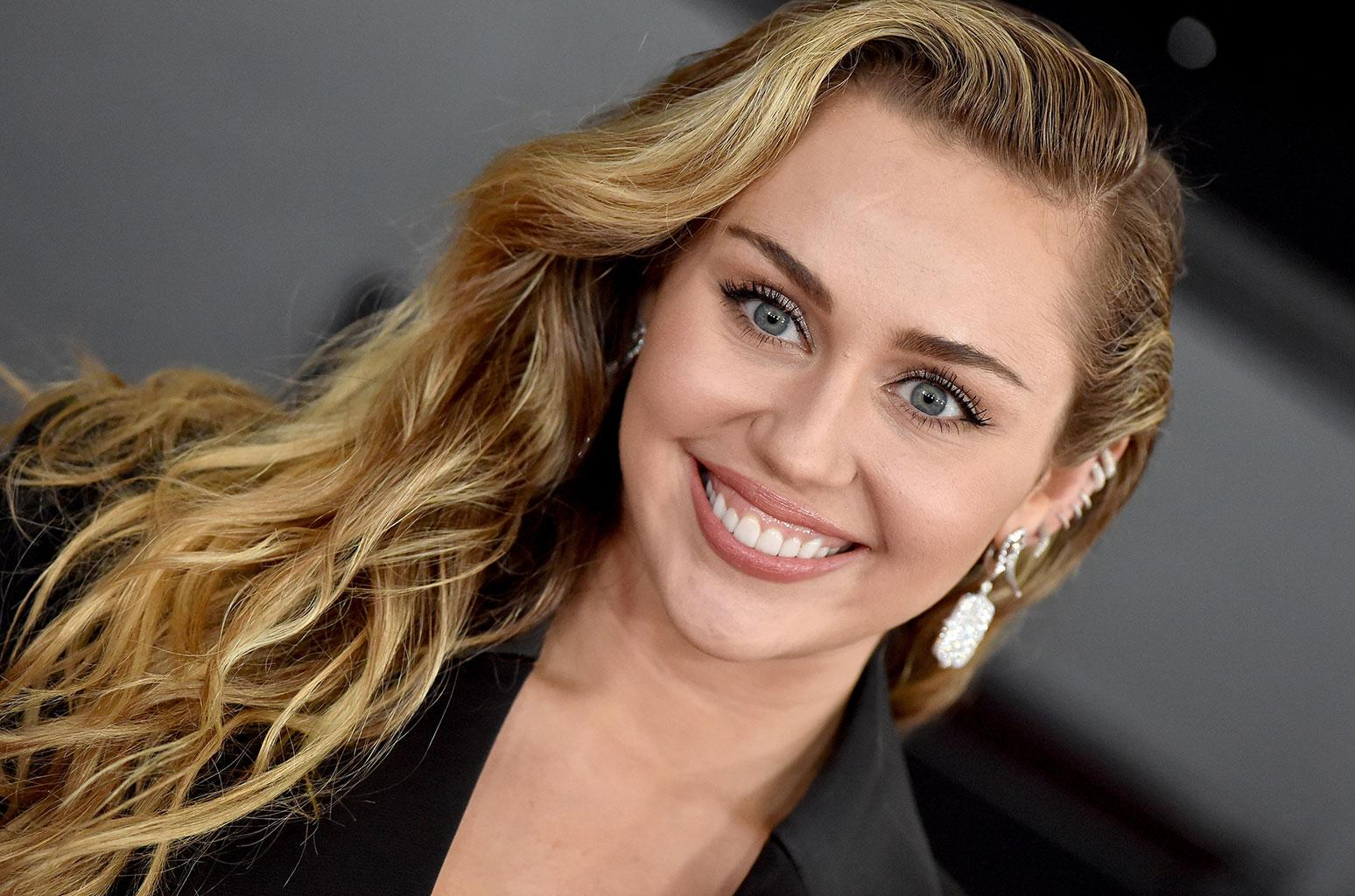 Miley Cyrus Yells #FreeBritney While Pop Star Gets Back To Work Amid Rumors She Is Being Controlled