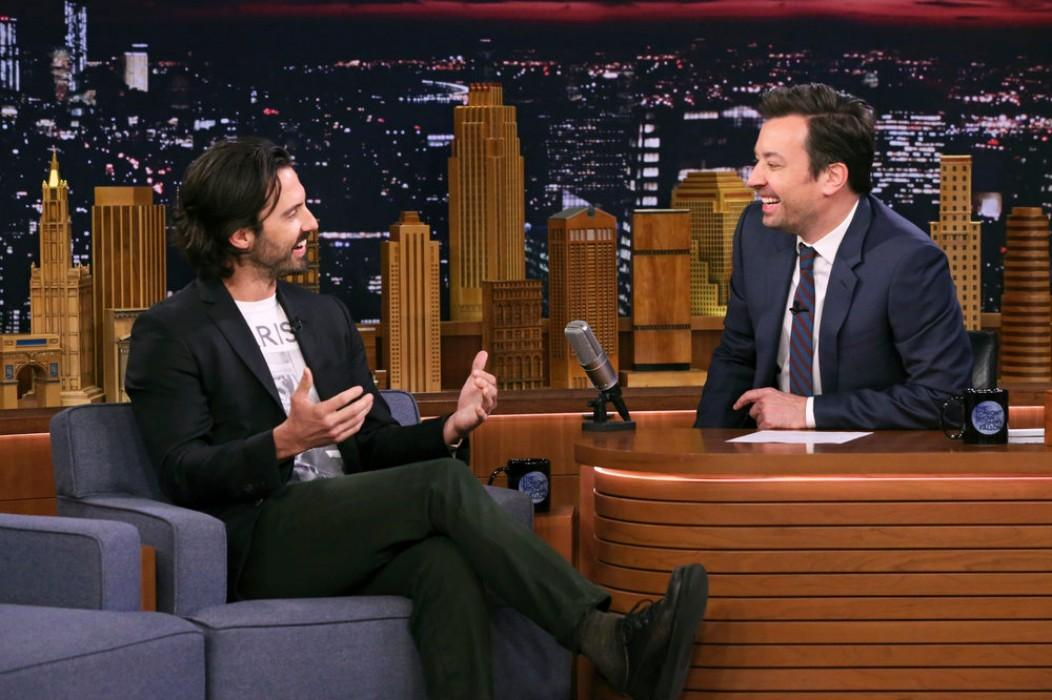 Milo Ventimiglia Gets Nervous When His Childhood Idol Morrissey Performs On The Tonight Show