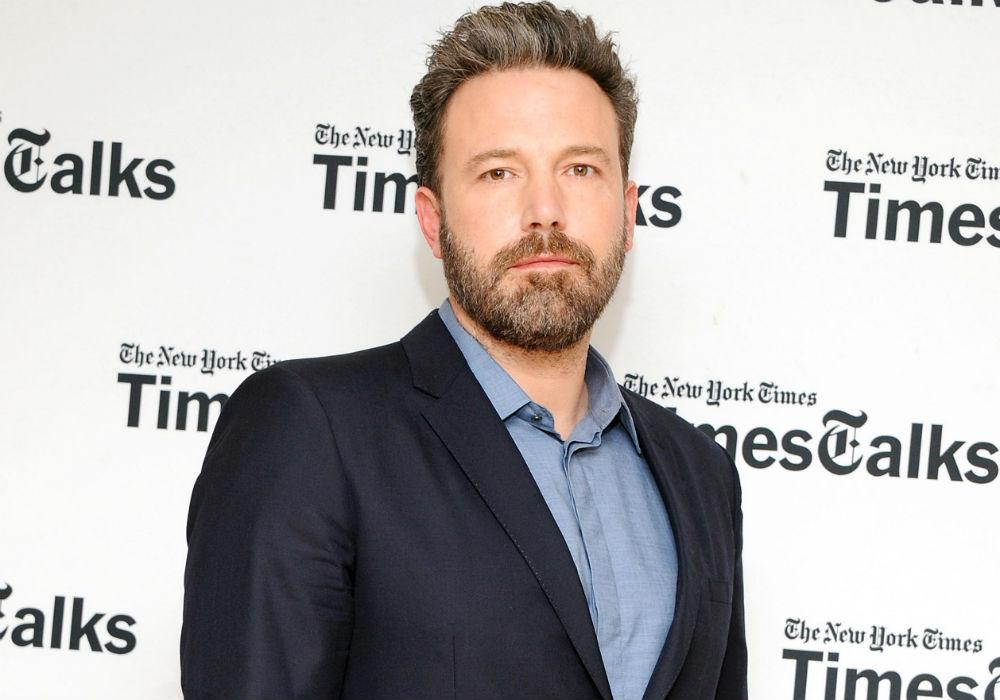 Newly Sober Ben Affleck's Untitled Addiction Drama Will Roll Out For Oscar Season