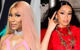 Cardi B Was Not Worried About Running Into Nicki Minaj At The Met Gala - Here's Why!