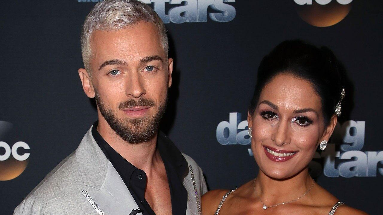 Nikki Bella and Artem Chigvintsev Double Date With Brie and Daniel Bryan