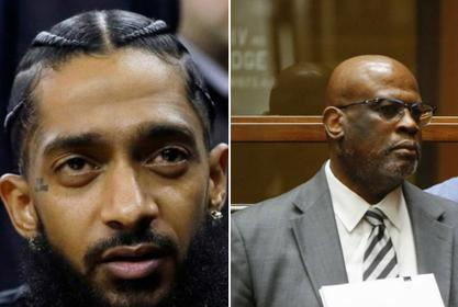 Nipsey Hussle Accused Shooter Eric Holder Needs A New Lawyer After Famed Attorney Chris Darden Quits
