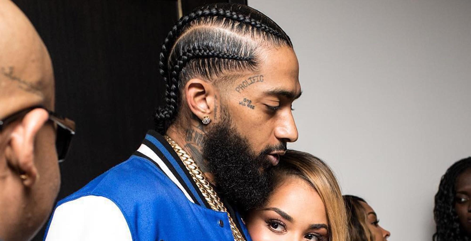 Lauren London Spent Her First Mother's Day Without Nipsey Hussle And The Game Posted A Touching Message To Honor Her And His Other Ladies -- Angelique And Samantha Smith