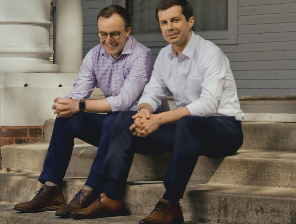 President Donald Trump Calls Pete Buttigieg's Gay Marriage 'Absolutely Fine' — As Buttigieg Warns Of Mike Pence's Homophobic Policies