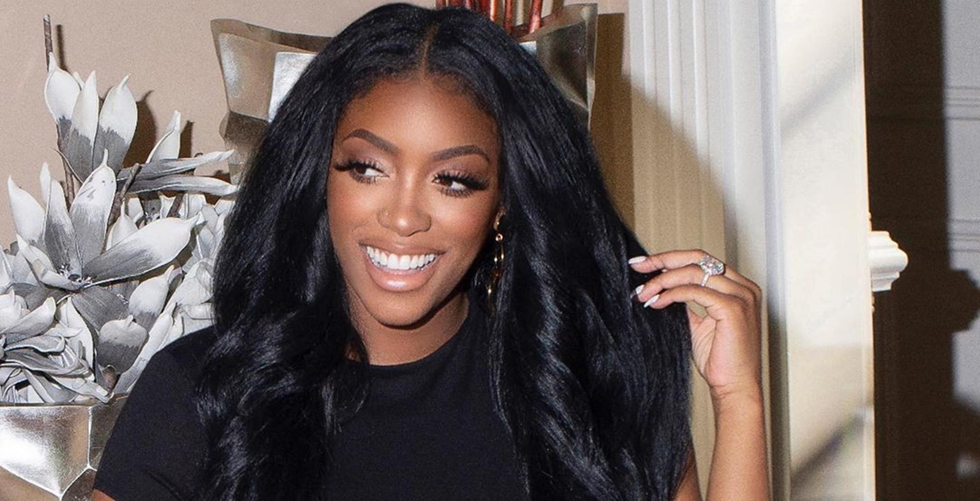 Porsha Williams Does Not Mind Working With NeNe Leakes As Some 'RHOA' Fans Hope She Will Land A Spin-Off After The Success Of 'Porsha's Having A Baby'