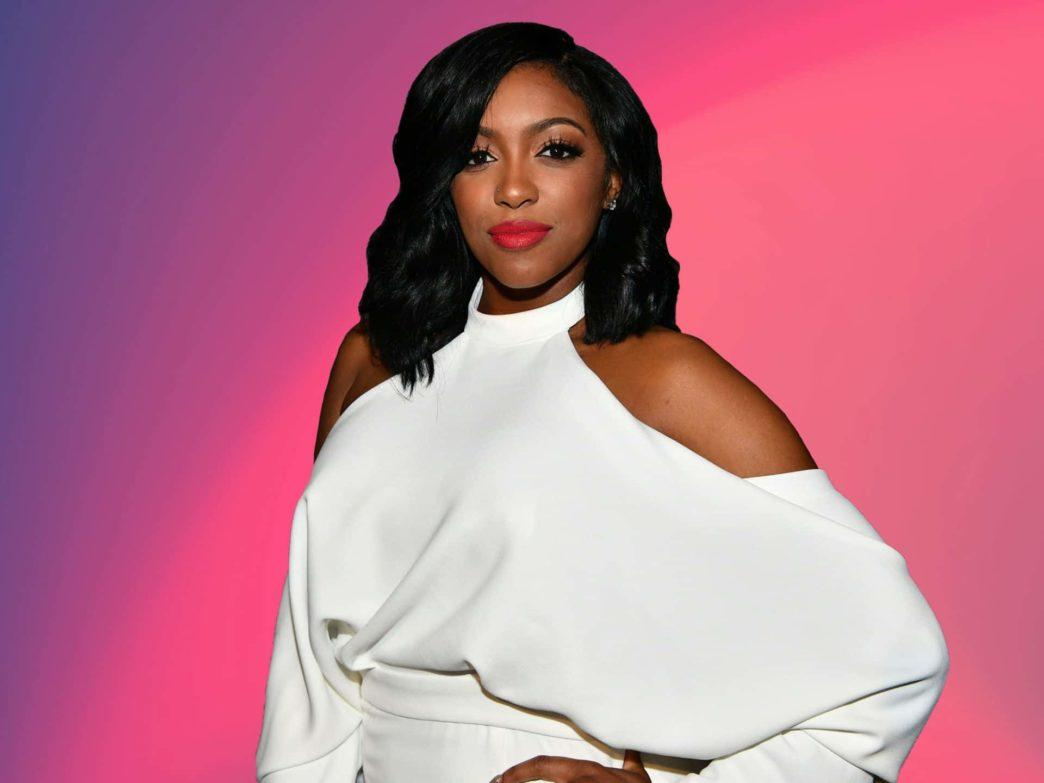 Porsha Williams Looks Heavenly In Another Baby Bump Post