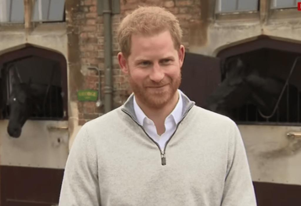 Watch Prince Harry Announce The Birth Of His Son — 'I'm Over The Moon'