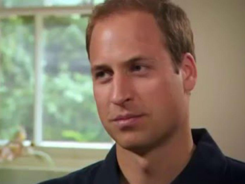 Prince William Talks The Pain Of Losing Princess Diana At A Young Age In New Mental Health Interview