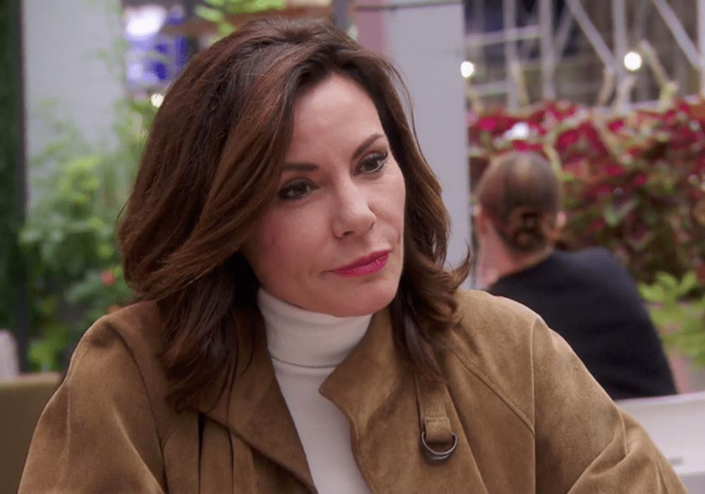RHONY Star LuAnn De Lesseps Confirms She Has A New BF Amid Probation Troubles