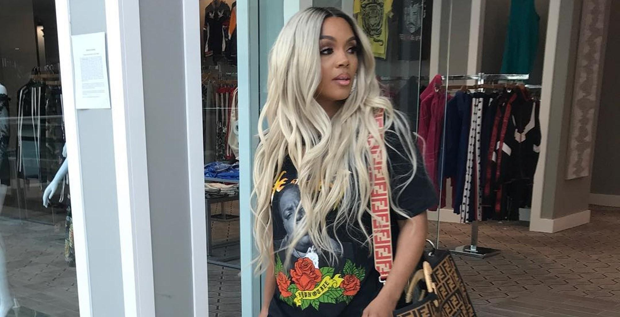 Rasheeda Frost's Outfit Reminds Fans Of Kim Kardashian's Met Gala Dress - Check It Out Here