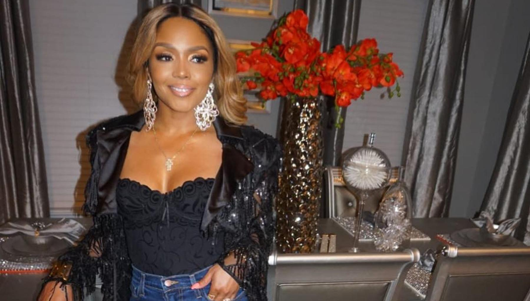 Kirk Frost Shares Picture Of Rasheeda Frost Looking 'Breathtakingly Beautiful' As He And Bambi Benson Beg Her To Go To Bed