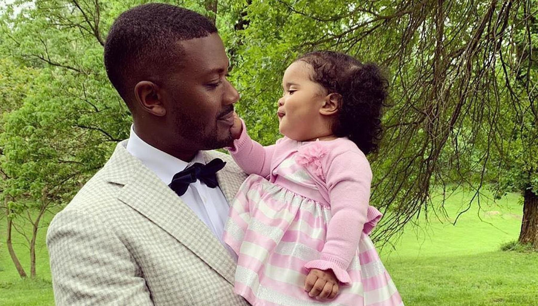 Ray J's Daughter, Melody Norwood's Hat Stole The Show In Kentucky Derby Picture With Princess Love