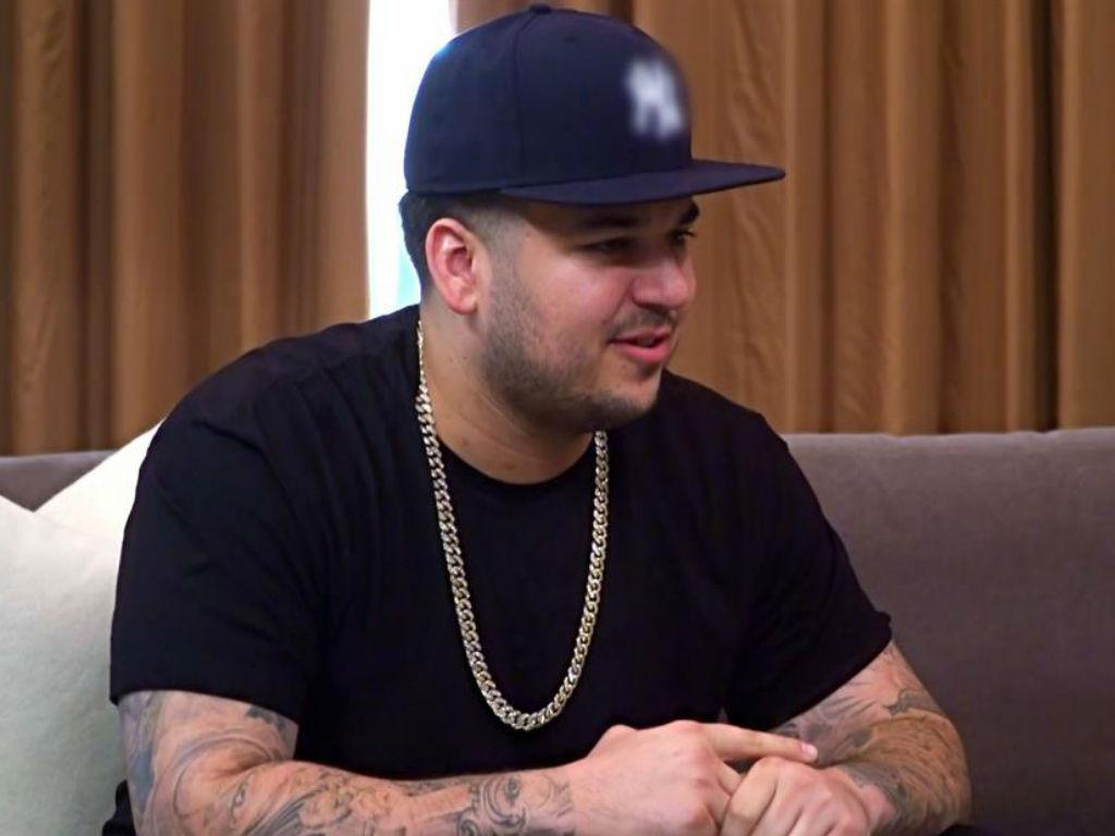 Rob Kardashian Reportedly Turned Down Scott Disick TV Gig To Be A Stay At Home Dad To Dream