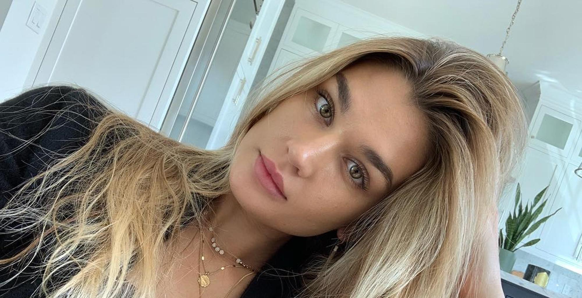 Shayna Taylor Shows Off Her Sizzling Curves In Alluring Bathing Suit Pictures -- They Prove That Ryan Seacrest Is A Distant Memory