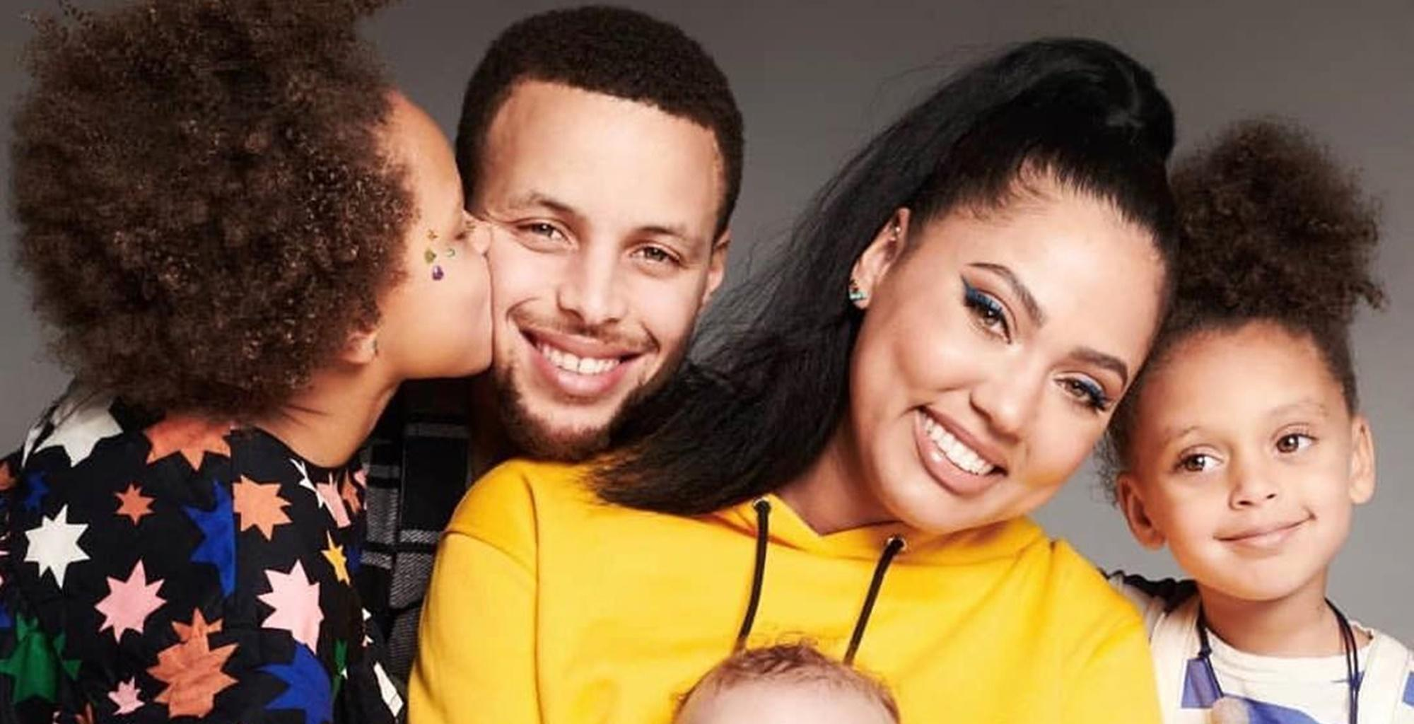 Ayesha Curry Raises Eyebrows With Comments About Her Children Not Seeing Themselves As Black