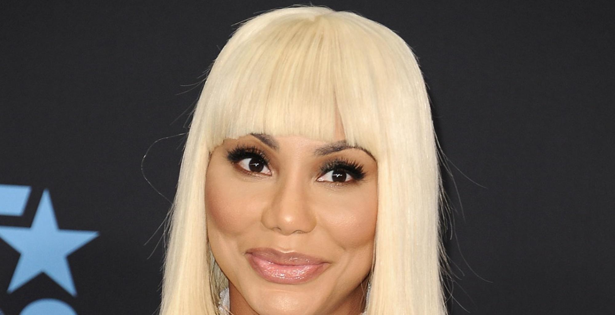 Tamar Braxton Bares Lots Of Skin In Kandi Burruss Dungeon Show Picture -- She Is Flaunting  'The Body Underneath Those Church Clothes' As Some Compare Her To Christina Aguilera