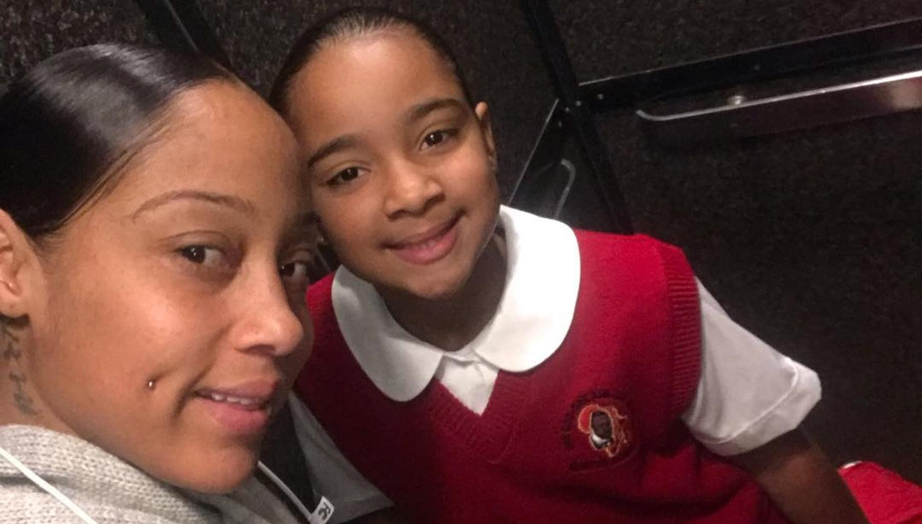 Nipsey Hussle's Ex, Tanisha Loses Custody Of Their Daughter And Rushes Out Of Court