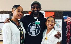 Nipsey Hussle's Brother, Samiel Asghedom, AKA Blacc Sam, Joins Fight To Take Daughter Away From Tanisha Foster, AKA Chyna Hussle