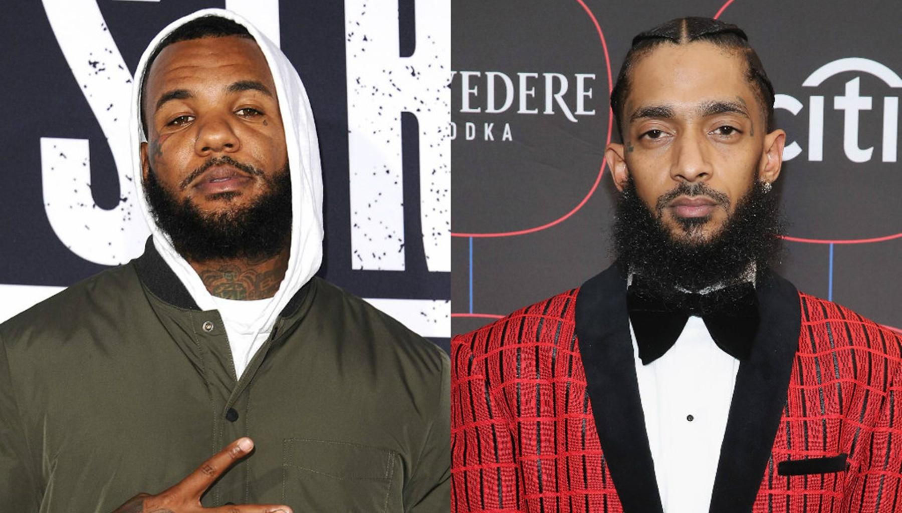 For Lauren London's Sake, The Game Is Stopping His Daily Nipsey Hussle Notes -- Did He Make The Right Call?