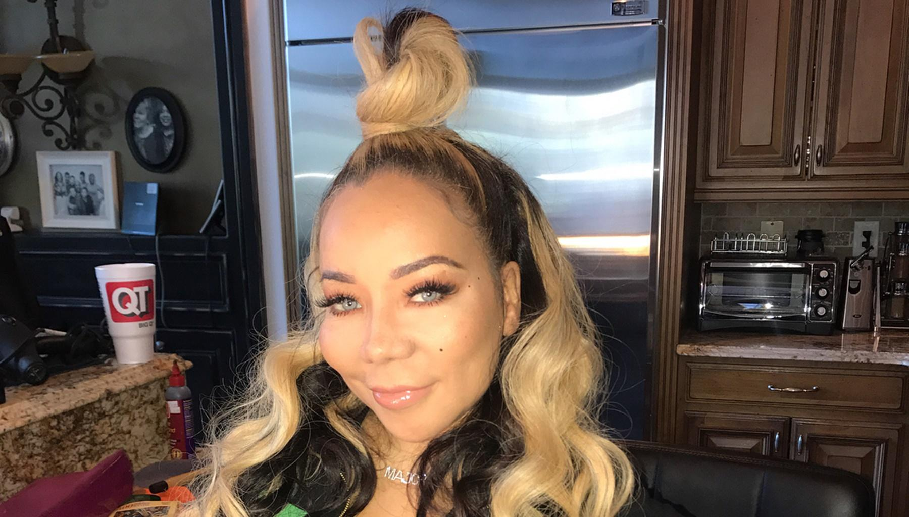 Tiny Harris Offers Her Opinion On Chris Brown's 'Prince Of Pop' Status: 'He's Got It All'