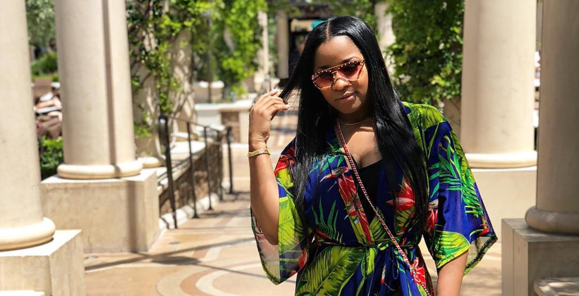 Toya Wright Impressed And Uplifted Fans At The Ultimate Women's Expo Where She Was A Speaker