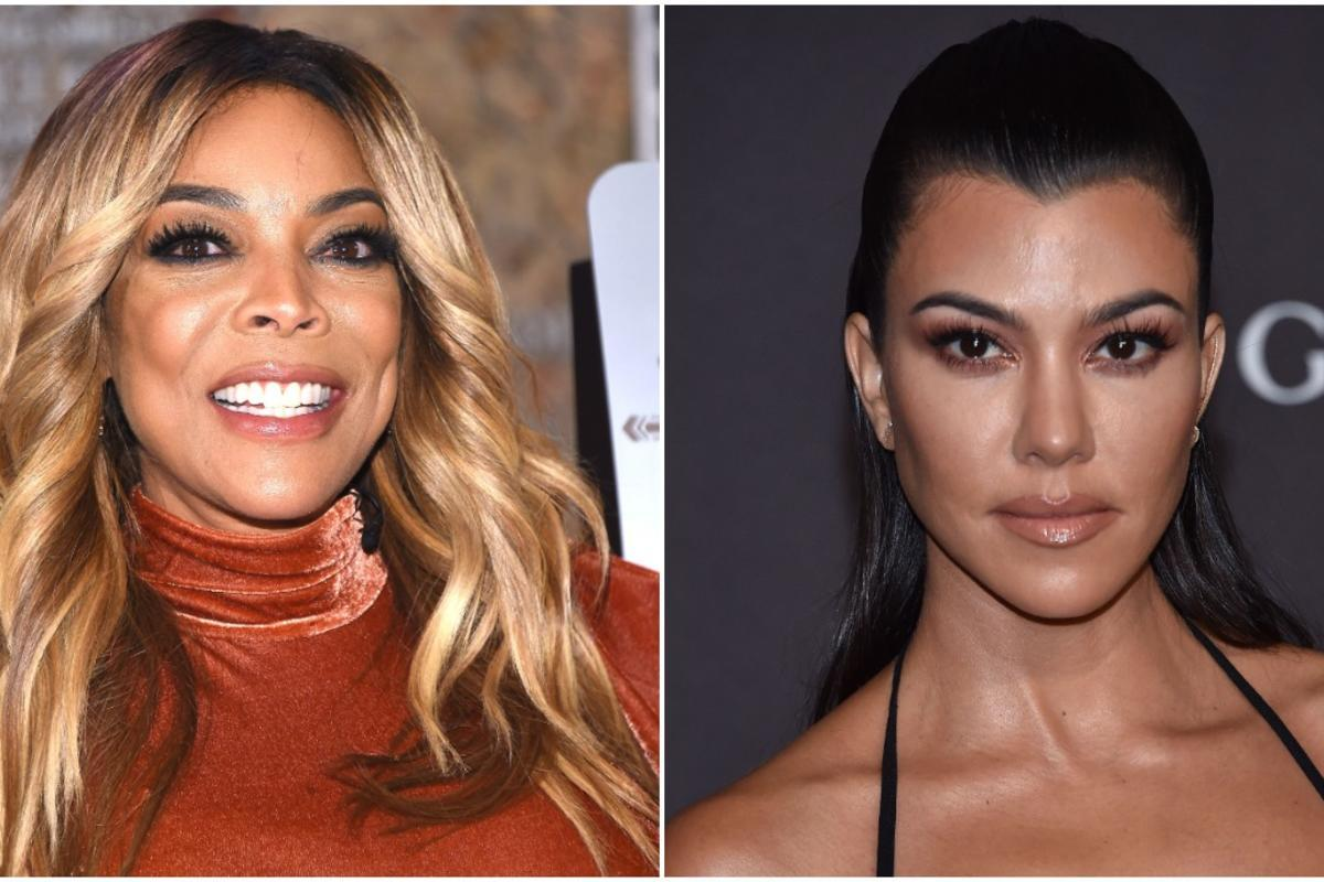Kourtney Kardashian Would 'Be Happy' If KUWK Got Cancelled -- Wendy Williams Drags Her For Not Having A Storyline