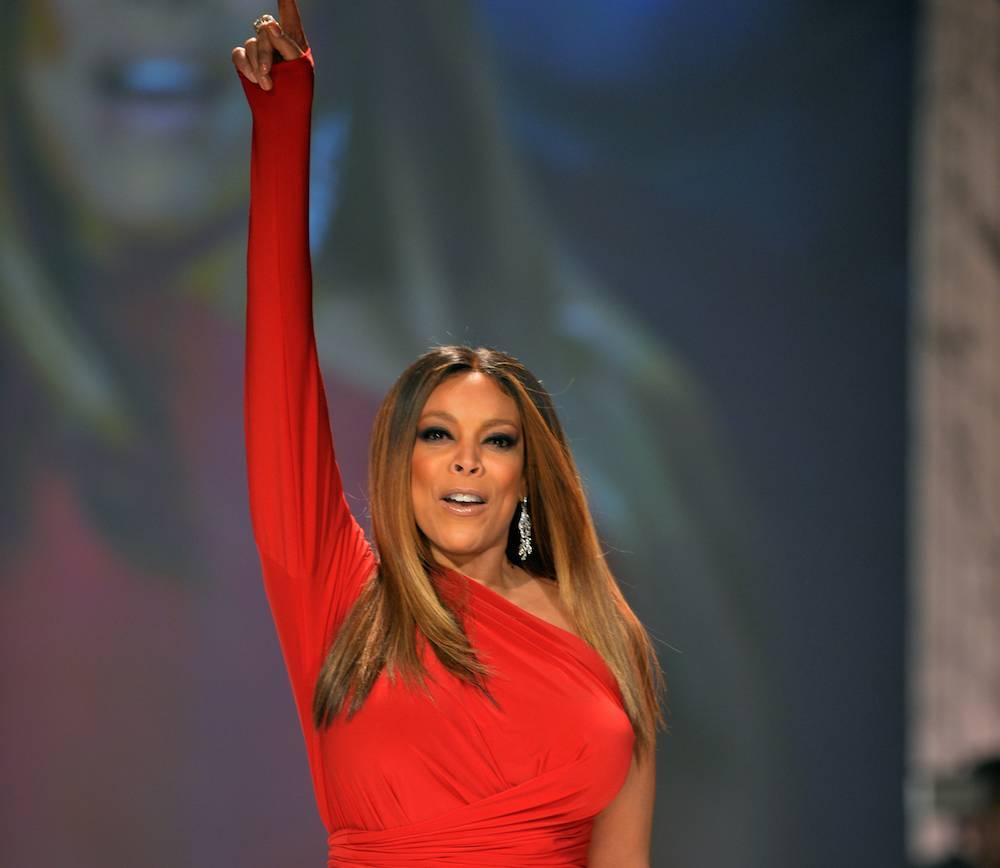 Wendy Williams Shows Off Slim Waistline In Red Dress And Fans Love The New Wendy More And More Every Day: 'Your Breakup Was Your Breakthrough!'
