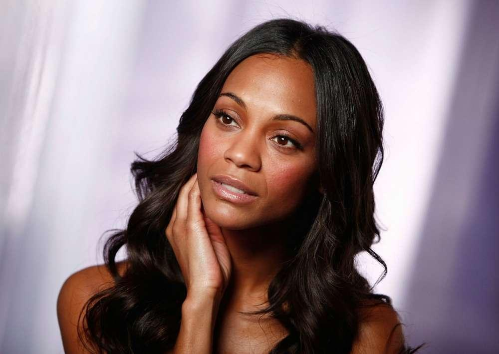 """Zoe Saldana Admits She Has """"Mom Guilt"""" About Her Kids - Here's Why"""