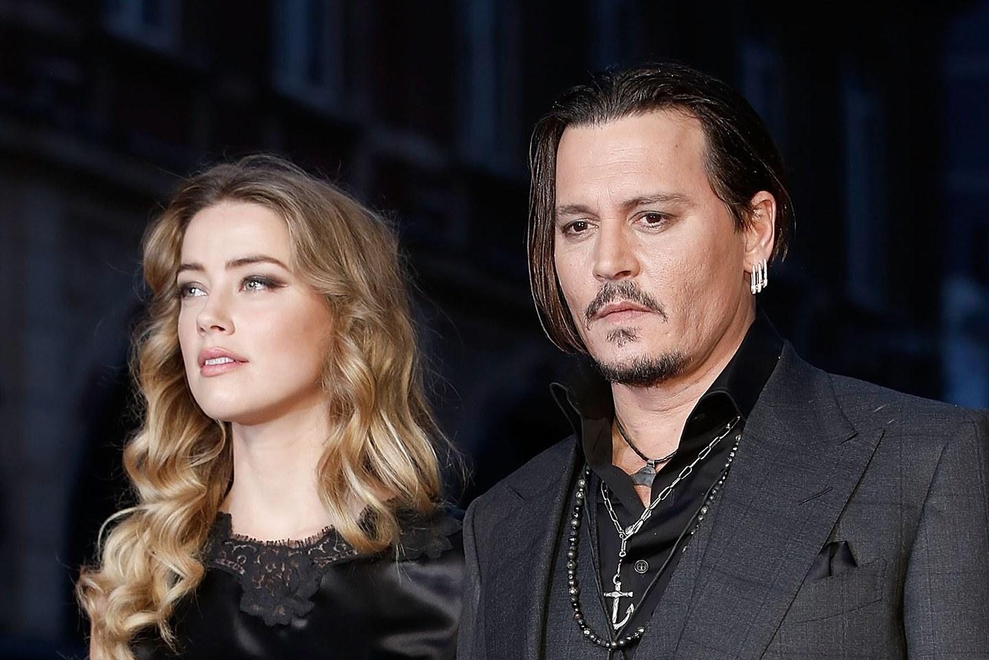 Johnny Depp Says He Feared For His Life When Contracting Dangerous Staph Infection After Amber Heard Severed One Of His Fingers