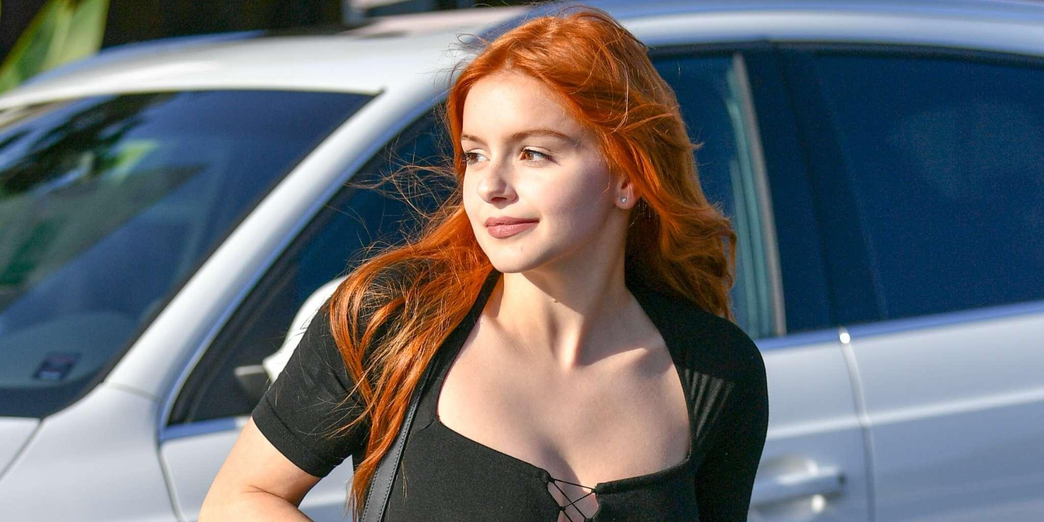 Ariel Winter Claps Back At Hater Accusing Her Of Getting Many Plastic Surgeries