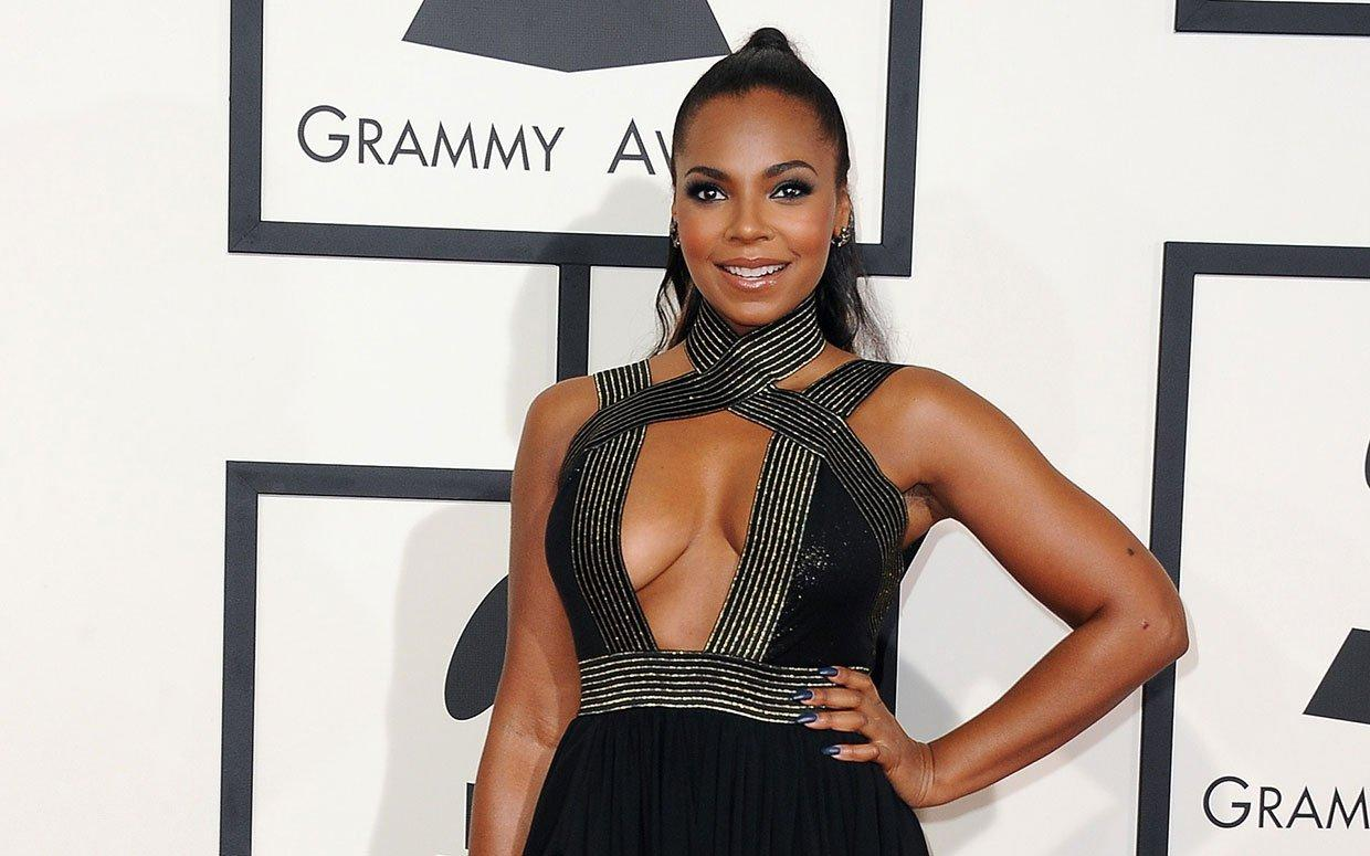 Ashanti Makes Ginuwine Go Crazy With A Lap Dance: 'Thanks Baby Girl'
