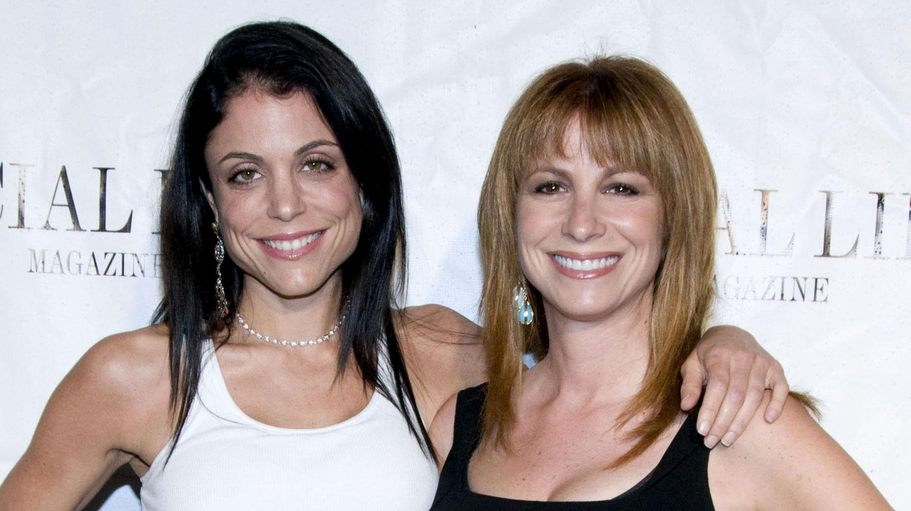 Jill Zarin Disses Ex-BFF Bethenny Frankel - 'She Doesn't Have Time For Me'