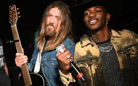 Lil Nas Gifted Billy Ray Cyrus With THIS In Celebration Of Their 'Old Town Road' Collab
