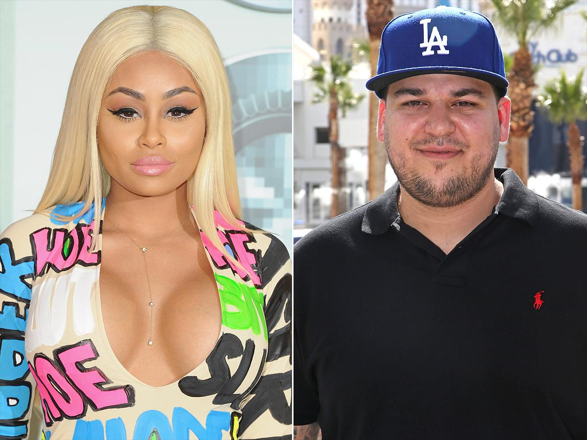 Blac Chyna Reveals Rob Kardashian Was The 'Better Lover' When Compared To Tyga!