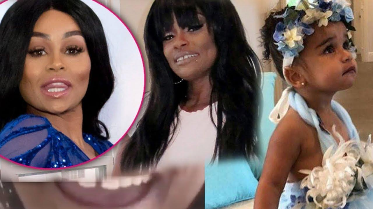 Blac Chyna's Mom, Tokyo Toni Is Bursting With Happiness After Reuniting With Dream Kardashian: 'Dreams Do Come True!'