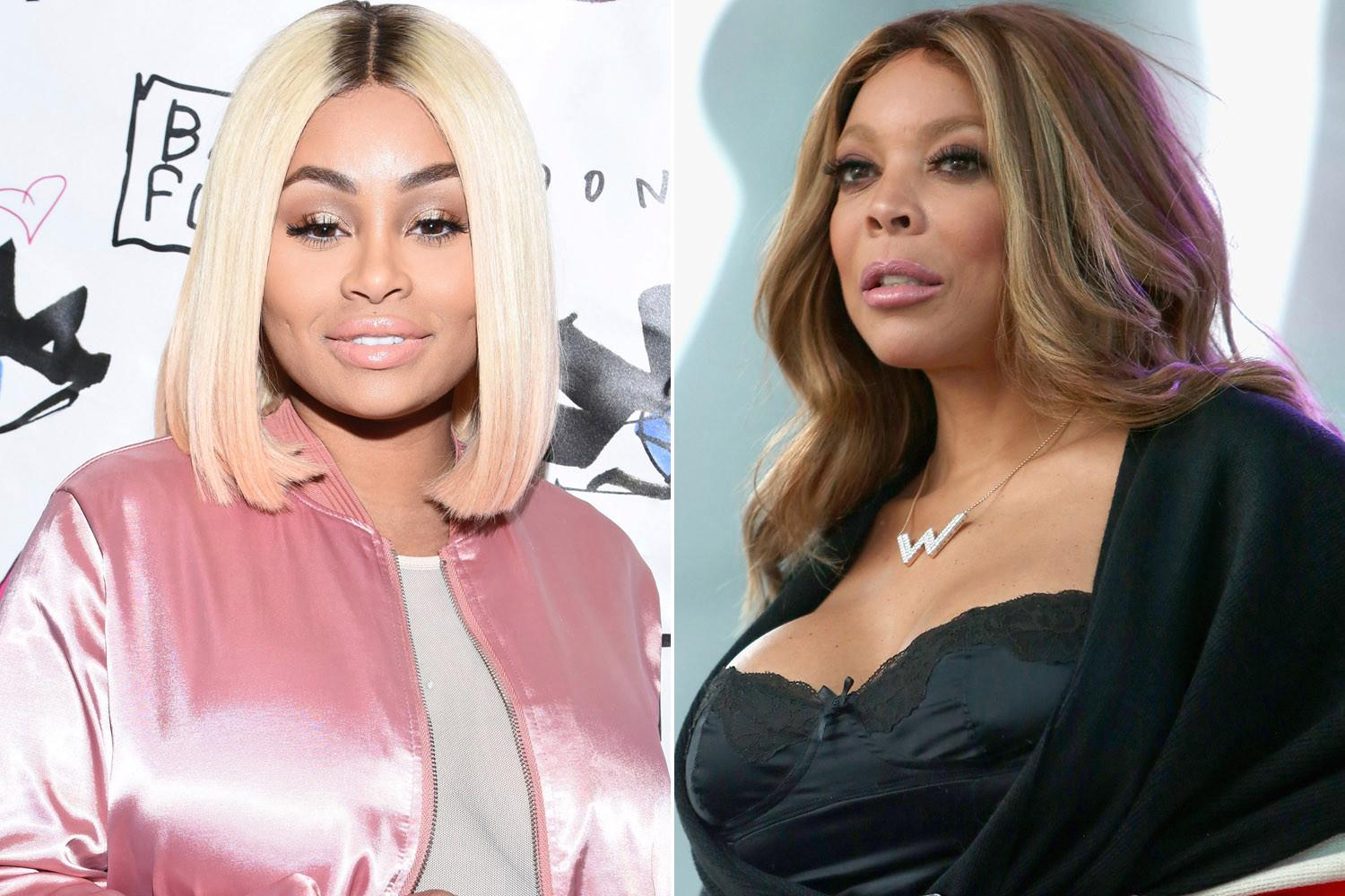 Blac Chyna Will Spill All The Tea On Wendy Williams' Show Today! - Fans Give Her Precious Advice