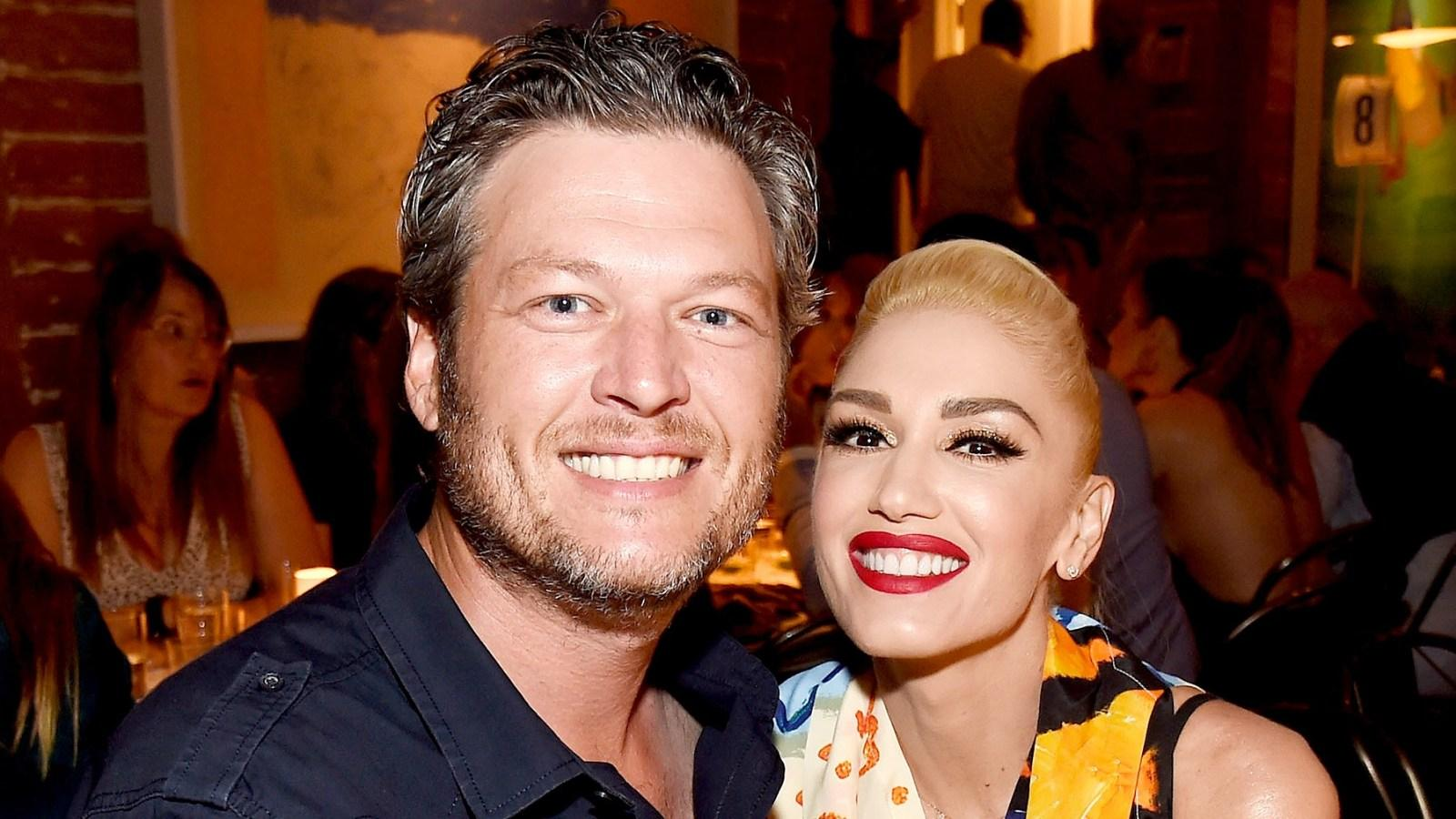 Gwen Stefani's Co-Parenting With Ex-Husband Gavin Rossdale Is Not The Best - But She Really Appreciates Blake Shelton's Help!