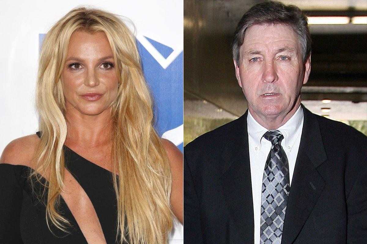 Britney Spears NOT Feuding With Her Parents, Source Says